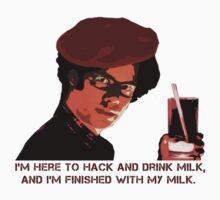 Hack Milk by Jero