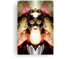 The burning light within Canvas Print