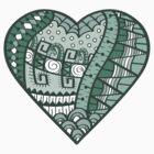 heart by BoYusya