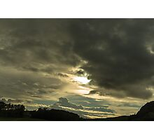 Sandnes Sunset Photographic Print