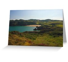 Fanad Head Beach Greeting Card