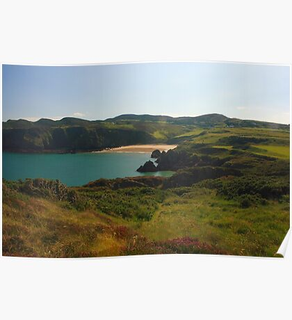 Fanad Head Beach Poster