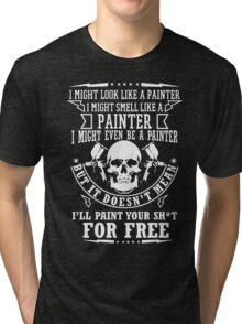 Painter Tri-blend T-Shirt