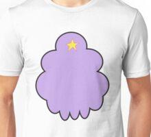 Minimalist Lumpy Space Princess Unisex T-Shirt