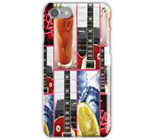 tequila sunrise iPhone Case/Skin