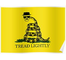 Tread Lightly Poster