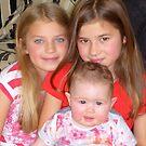 My Beautiful Granddaughters by Fara