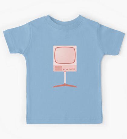 Braun FS 80 Television Set - Dieter Rams Kids Tee