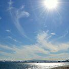 Sunny Beach Day by RichCaspian