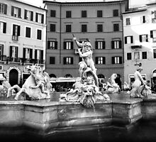Piazza Navona by LaRoach