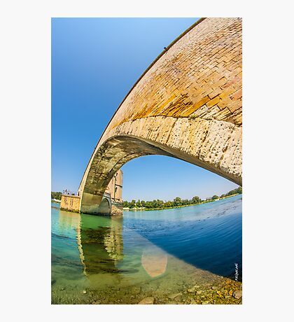 Saint-Bénezet Bridge Photographic Print