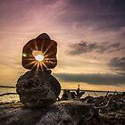 Sunset at Paddy's hole  by neil sturgeon