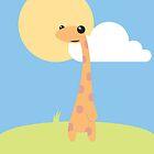 Giraffe by Inside Triangle