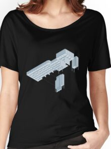 Isometric Council Chambers Women's Relaxed Fit T-Shirt