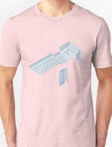 Isometric Council Chambers T-Shirt