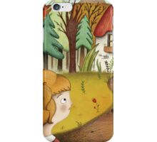 Goldilocks iPhone Case/Skin