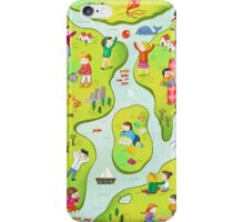 A beautiful day iPhone Case/Skin