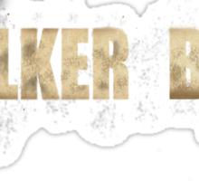 Walker bait Sticker
