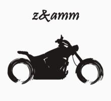 Zen and the Art of Motorcycle Maintenance z&amm by Ardentis