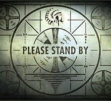 Fallout - Please stand by by Jaspervv