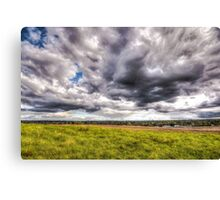 Stormy Weather - The Silverdale Collection Canvas Print