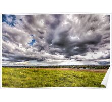 Stormy Weather - The Silverdale Collection Poster