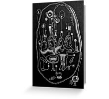 witchcraft Greeting Card