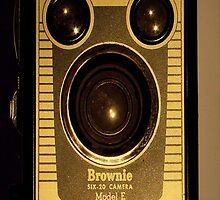 Kodak Brownie camera by Andrew Turley