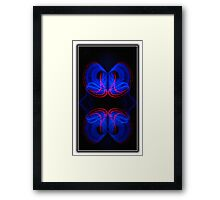 ©HCS Painting With The Light Framed Print
