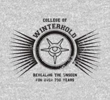College of winterhold One Piece - Long Sleeve