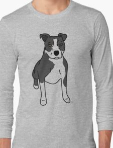 Pit Bull - with markings Long Sleeve T-Shirt