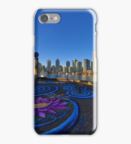 Yaletwon And False Creek Vancouver iPhone Case/Skin