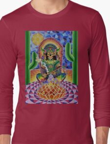 CHANGA WARRIOR Long Sleeve T-Shirt