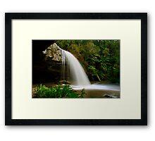 Kalimna Falls Framed Print