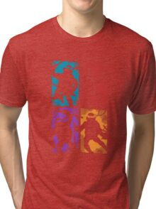 Heroes in a Half Shell Tri-blend T-Shirt