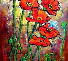 Once Upon a Poppy by Carla Whelan