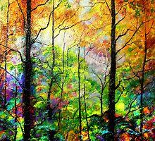 Secret Garden by Carla Whelan