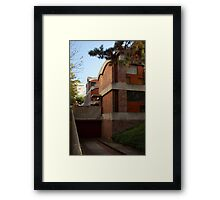 Maison Jaoul Framed Print