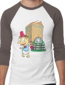 Tommy Who Men's Baseball ¾ T-Shirt