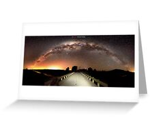Devils Gate Greeting Card