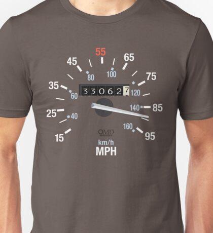 88 Miles Per Hour! Unisex T-Shirt