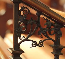 Choir Stalls by Theresa Selley