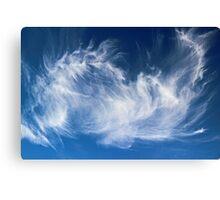 Mystical Cloud Formation Canvas Print