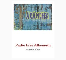 Radio Free Albemuth - Graffiti by PaliGap