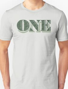 """""""ONE"""" T-Shirt"""
