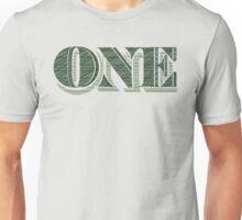 """""""ONE"""" Unisex T-Shirt"""