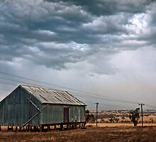 Havest Storm by Paul Amyes