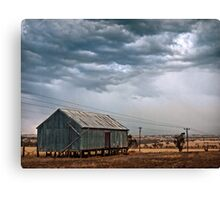 Havest Storm Canvas Print