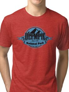 Olympic National Park, Washington Tri-blend T-Shirt