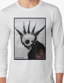 Punk Macabre Long Sleeve T-Shirt